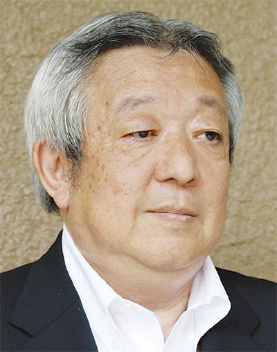 鈴木 茂男さん