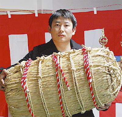 本塁打王に田中健一さん