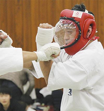 59歳で格闘技大会V