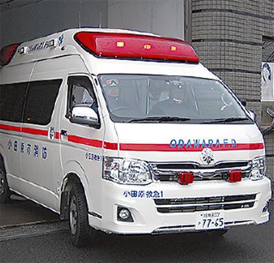 救急出動、7年連続で増加