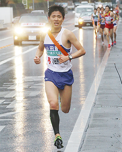 小田原は昨年上回る5位