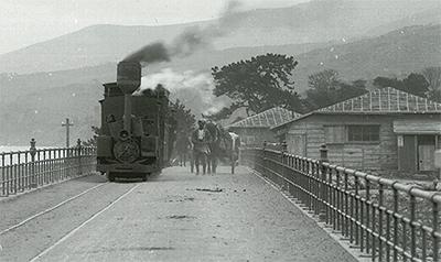 100年前の小田原・箱根