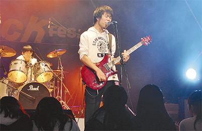 若さ弾ける青春ROCK
