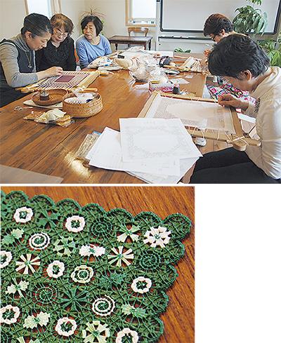 小田原で紡ぐ手芸の輪