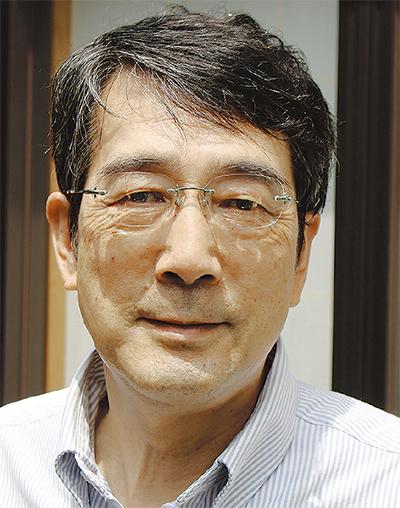 横田 逸郎さん