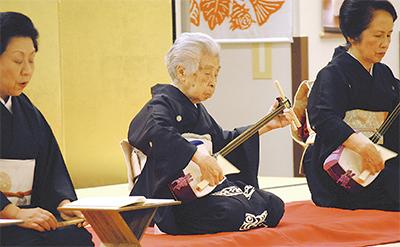 103歳の妙技に感嘆の声