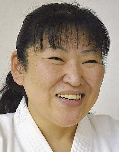 室伏 江利子さん