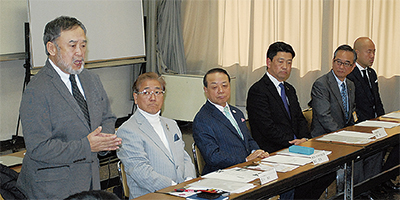 金次郎映画 応援団が発足