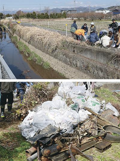 念願の森戸川初清掃