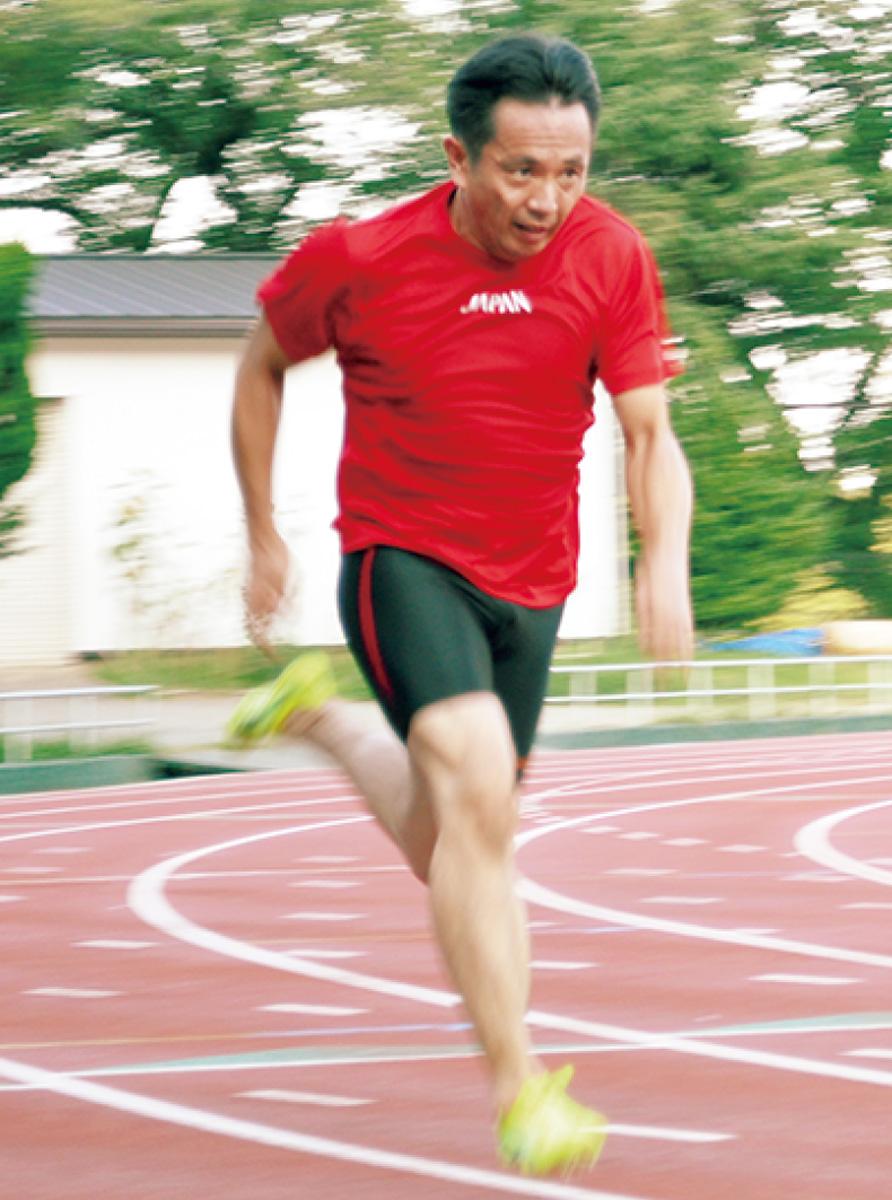 大垣さん100mで銅