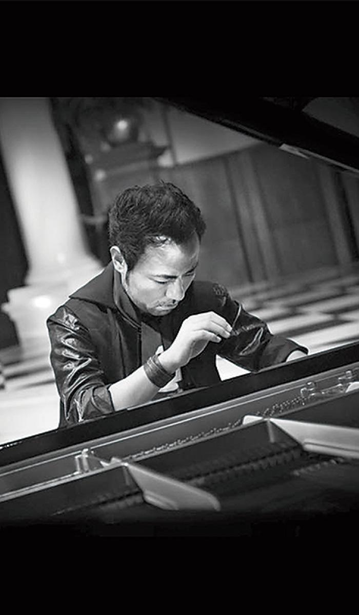 西川悟平さんコンサート