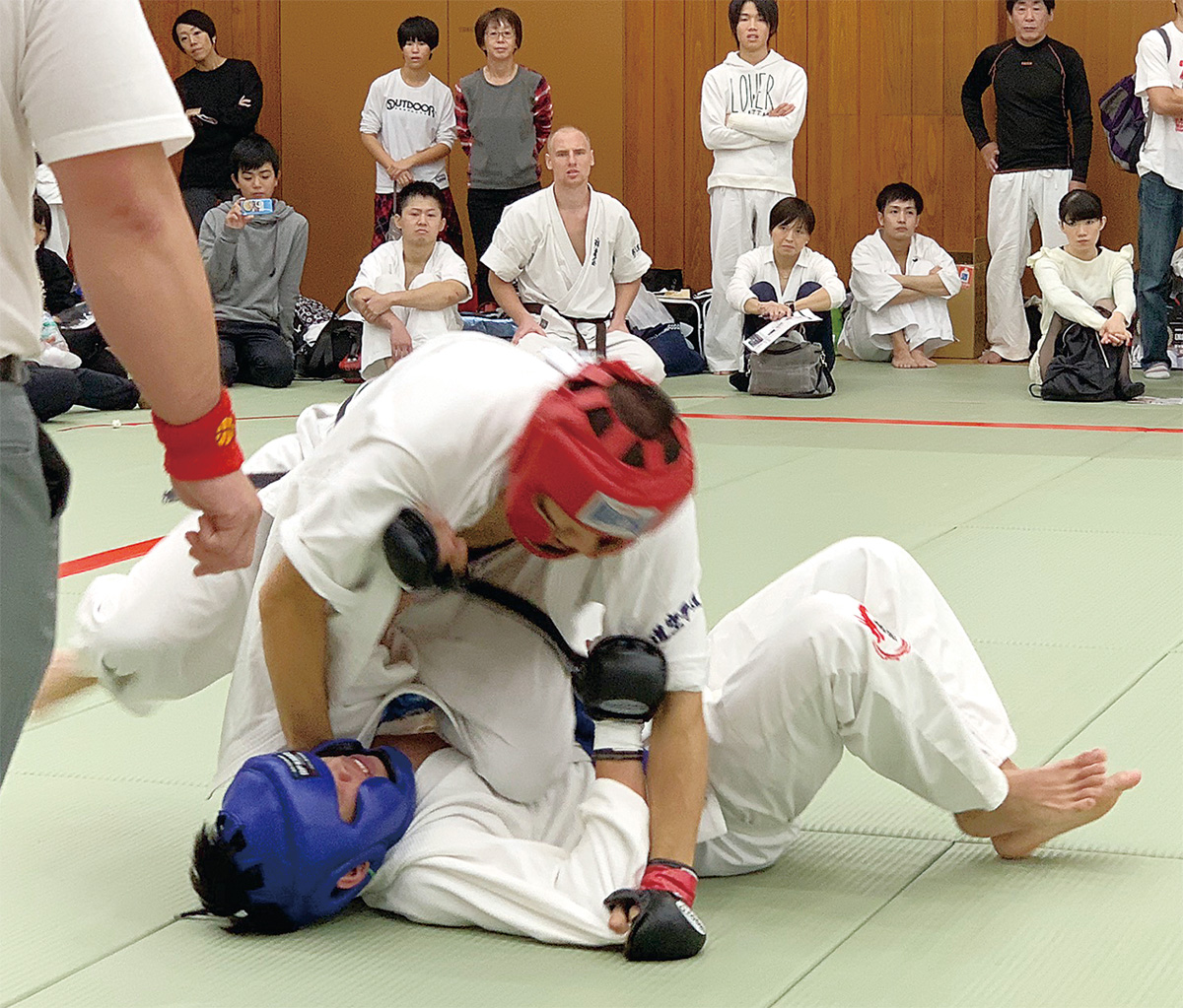 蒼天塾(栢山)の益田さんが優勝