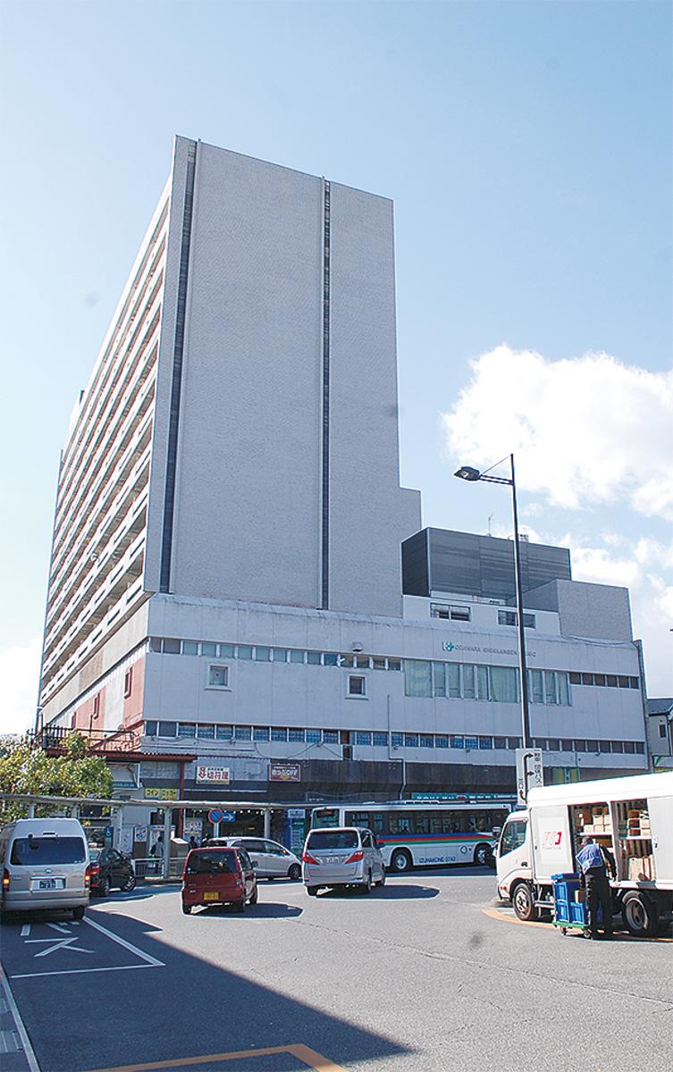 「新幹線ビル」建て替えへ