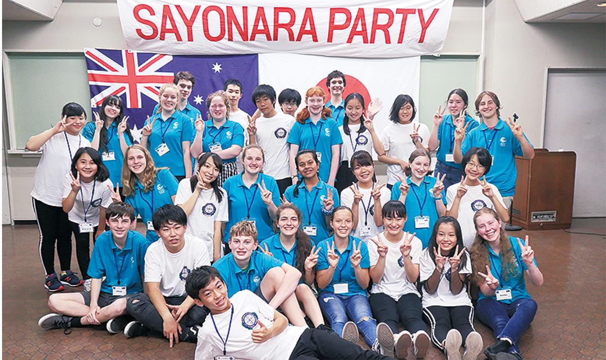 ときめき国際学校でオーストラリアへ