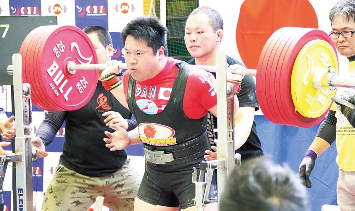 リフティング パワー 北海道パワーリフティング協会HP