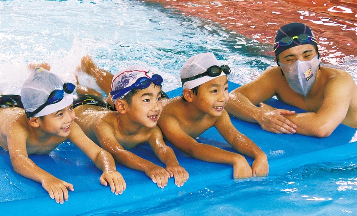 授業なくても「できた!」 民間の水泳教室に280人 | 小田原・箱根・湯河原・真鶴 | タウンニュース