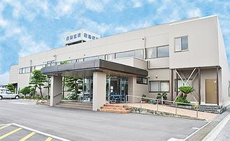 「在宅療養支援診療所」も取得している白鷗医院