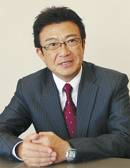 松崎哲朗 常務取締役