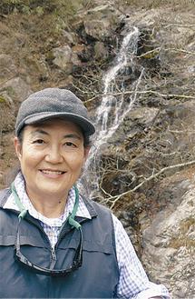 記念講演の講師を務める登山家の今井通子氏