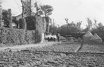 1945年頃の牛島(村上圭司さん所蔵写真)