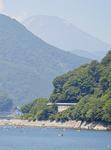 世界遺産になった富士山もよく見えた