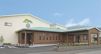 国内最大規模の木造介護施設