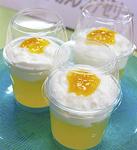 最優秀賞に選ばれた「梅とレモンのメレンゲゼリー」