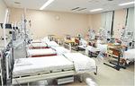 10ベッドを備える透析室入院透析は短期も可能
