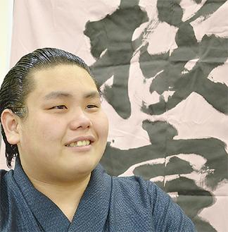 桜富士(矢野 雄一郎)1998年7月2日生。岡本中出身。184cm・140kg