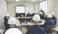 震災を教訓に訓練