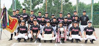 文命中野球部の生徒