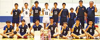 岡本中の選手