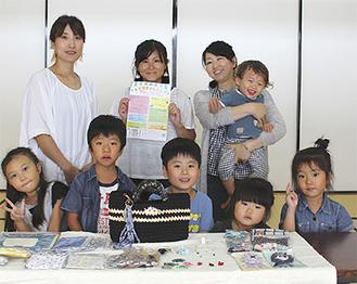 8月3日に集まったメンバー