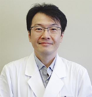 救命救急部医長 脳神経外科担当部長濱田幸一医師