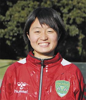 代表合宿に参加した宮澤選手
