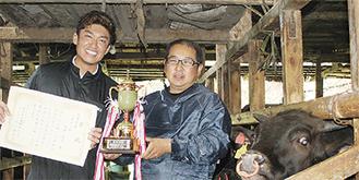 中川さん(左)と長崎さん