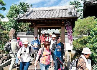 関本の長福寺(昨年)