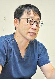 瀧上秀威 整形外科部長