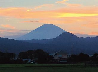 ジオサイトの矢倉岳