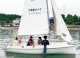ヨットの魅力を体験