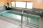 中川温泉直送の浴場