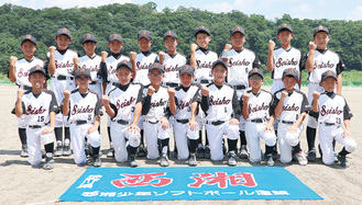 関東でも持ち前のチームワークを発揮した西湘のメンバー