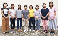 ミャンマーから実習生