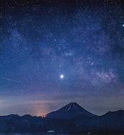 冬の星座観察会