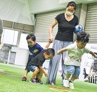 ボール遊びで育む自発性