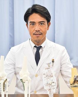 センター長の草山喜洋医師