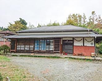 旧安藤邸(松田町提供)