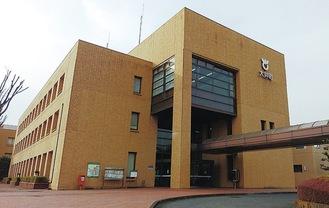 大井町役場