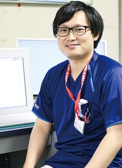 「お気軽にご相談下さい」と杉江医師