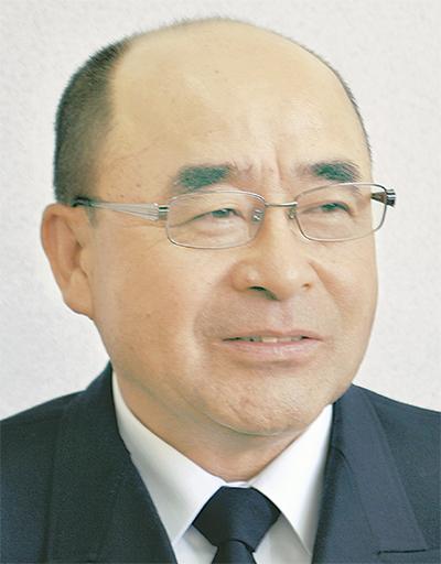 韮山 茂さん